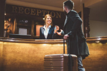 become a hotel manager