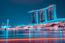 Marina Bay Sands hotel, luxury hotel, hotels go high-tech, future of hotels