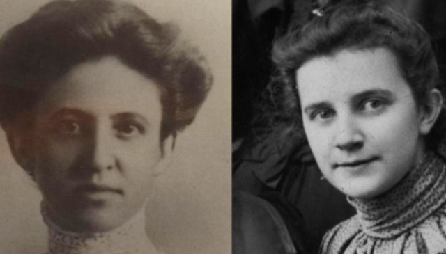 This International Women's Day, we reflect on the lives and legacies of Johnson & Wales University's founders, Gertrude Irene Johnson and Mary Tiffany Wales.
