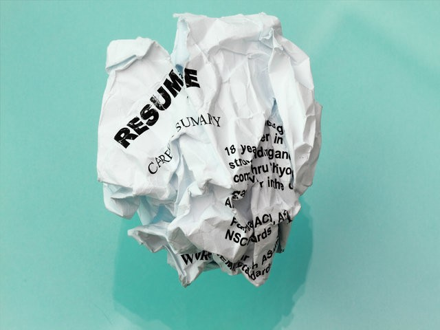Stop Making These Seven R Sum Mistakes Jwu. Resume Wadded Up Paper In Ball. Resume. Resume Mistakes At Quickblog.org