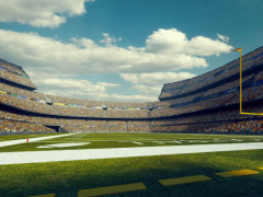 college football stadium